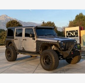 2016 Jeep Wrangler 4WD Unlimited Sport for sale 101286415