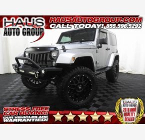 2016 Jeep Wrangler 4WD Sahara for sale 101292954