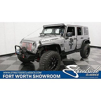 2016 Jeep Wrangler for sale 101297092