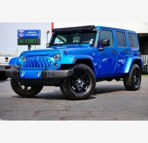 2016 Jeep Wrangler 4WD Unlimited Sahara for sale 101298365