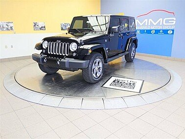 2016 Jeep Wrangler 4WD Unlimited Sahara for sale 101298824