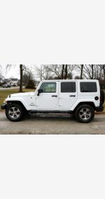 2016 Jeep Wrangler 4WD Unlimited Sahara for sale 101307427