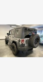 2016 Jeep Wrangler 4WD Unlimited Sport for sale 101322226