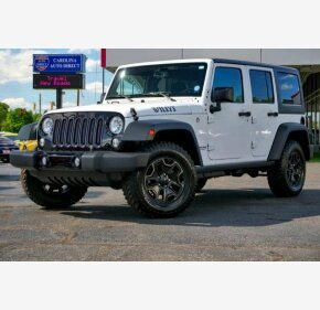 2016 Jeep Wrangler 4WD Unlimited Sport for sale 101322327