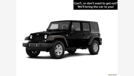 2016 Jeep Wrangler 4WD Unlimited Sport for sale 101328119
