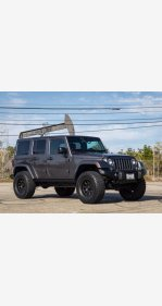 2016 Jeep Wrangler for sale 101342774