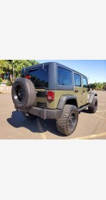2016 Jeep Wrangler 4WD Unlimited Sport for sale 101350883
