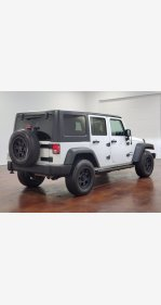 2016 Jeep Wrangler for sale 101357406