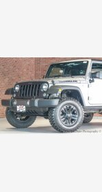 2016 Jeep Wrangler for sale 101360393