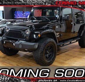 2016 Jeep Wrangler for sale 101361364