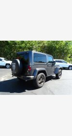 2016 Jeep Wrangler for sale 101365075