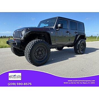 2016 Jeep Wrangler for sale 101368892
