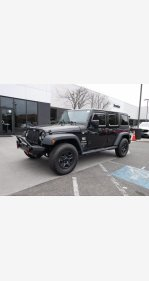 2016 Jeep Wrangler for sale 101376628