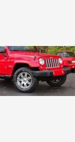 2016 Jeep Wrangler for sale 101388101