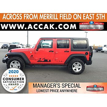 2016 Jeep Wrangler for sale 101391572