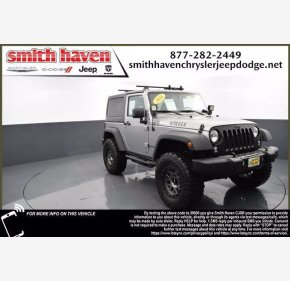 2016 Jeep Wrangler for sale 101392299