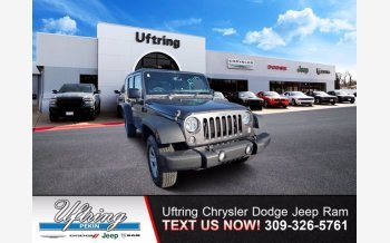 2016 Jeep Wrangler for sale 101414364