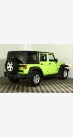 2016 Jeep Wrangler for sale 101415370
