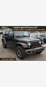 2016 Jeep Wrangler for sale 101418382