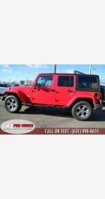 2016 Jeep Wrangler for sale 101429425