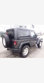 2016 Jeep Wrangler for sale 101432309