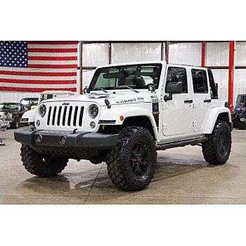 2016 Jeep Wrangler for sale 101440239
