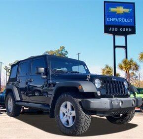 2016 Jeep Wrangler for sale 101443674