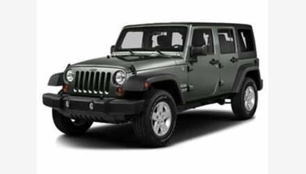 2016 Jeep Wrangler for sale 101450982