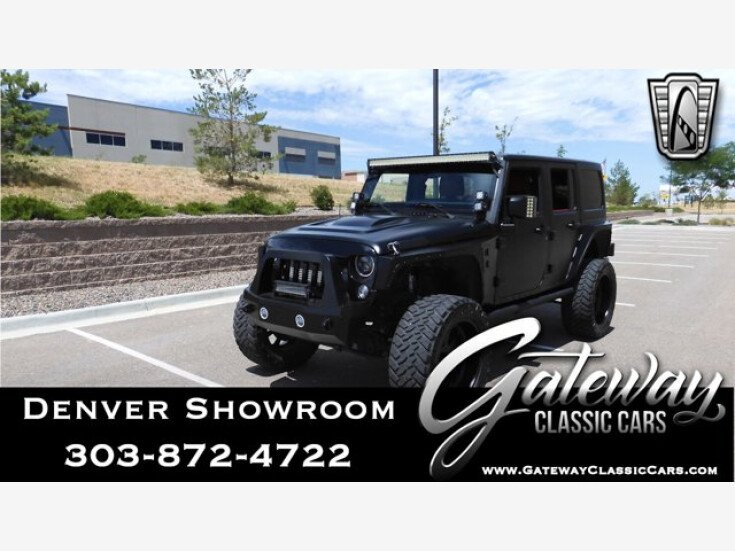 2016 Jeep Wrangler for sale 101464321