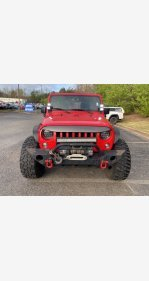 2016 Jeep Wrangler for sale 101471880