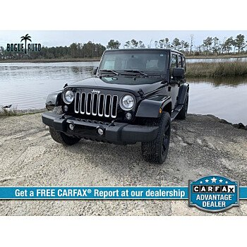 2016 Jeep Wrangler for sale 101476972