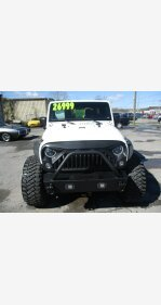 2016 Jeep Wrangler 4WD Unlimited Sport for sale 101493676