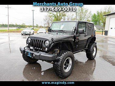 2016 Jeep Wrangler for sale 101496495