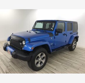 2016 Jeep Wrangler for sale 101496509