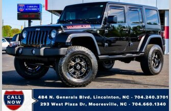 2016 Jeep Wrangler for sale 101497061