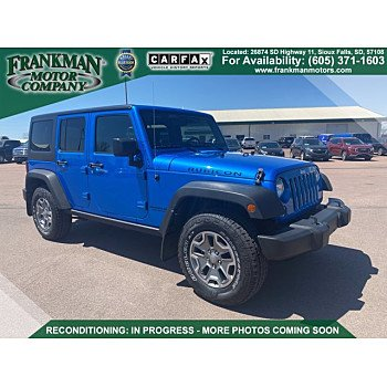 2016 Jeep Wrangler for sale 101501976