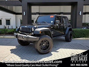 2016 Jeep Wrangler for sale 101515316