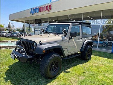 2016 Jeep Wrangler for sale 101551298