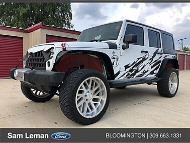2016 Jeep Wrangler for sale 101557934