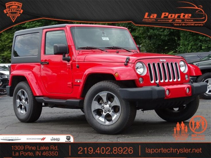 2016 Jeep Wrangler for sale 101559478