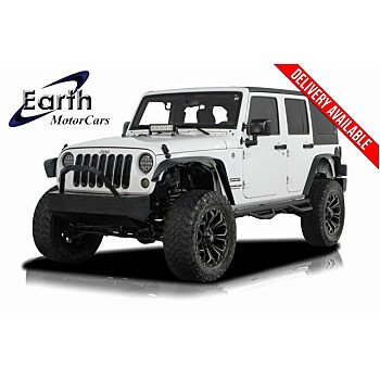 2016 Jeep Wrangler for sale 101604986