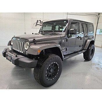 2016 Jeep Wrangler for sale 101611722
