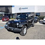 2016 Jeep Wrangler for sale 101627486