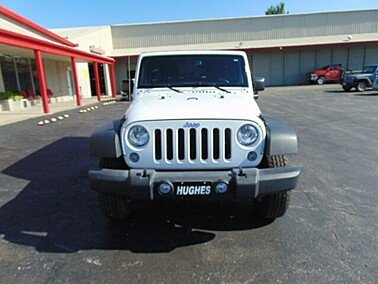 2016 Jeep Wrangler for sale 101360399