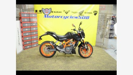 2016 KTM 390 Duke for sale 200568624