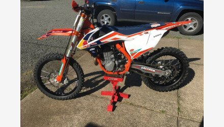2016 KTM 450SX-F for sale 200693385