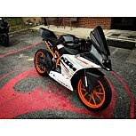 2016 KTM RC 390 for sale 200980265
