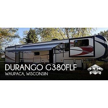 2016 KZ Durango for sale 300192178