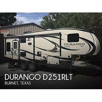 2016 KZ Durango for sale 300219465