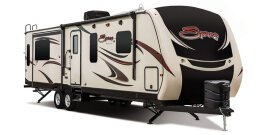 2016 KZ Spree 337RES specifications